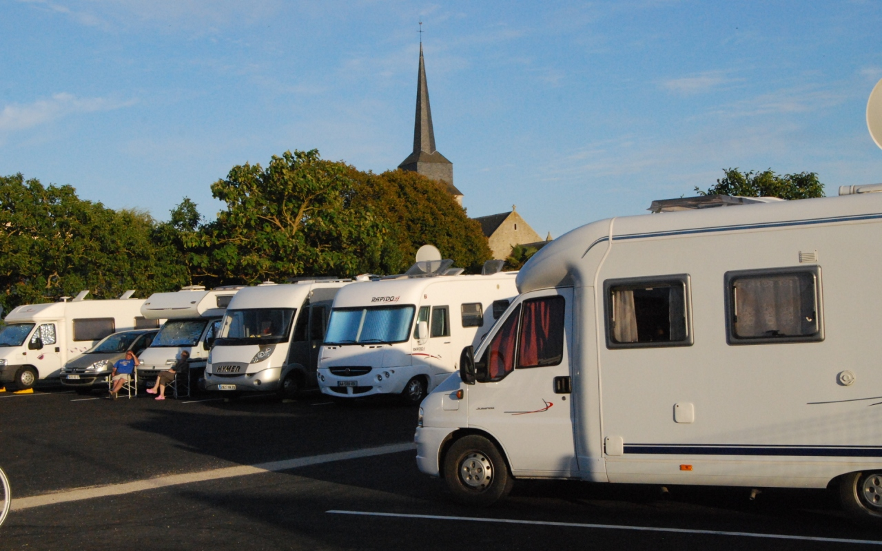 Aire campings cars olonnescale campings car aux sables - Office de tourisme des sables d olonne ...