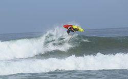 Championnat de France Waveski surfing