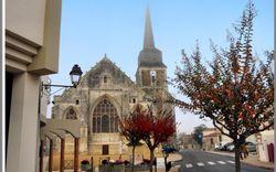 Journées européennes du Patrimoine - Visite de l'Eglise - Antoine Martineau - 2015