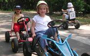 Mini-car  Karts à pédales - Mini-car, location de karts à pédales et de voitures électriques