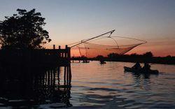 Randonnée crépusculaire en kayak