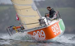 Course nautique Transgascogne - voile_port_olona