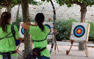 Archers Sablais - Tir à l'arc - Archers_Abie_Mandin-_jeune