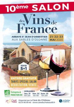 6ème Salon des Vins de France